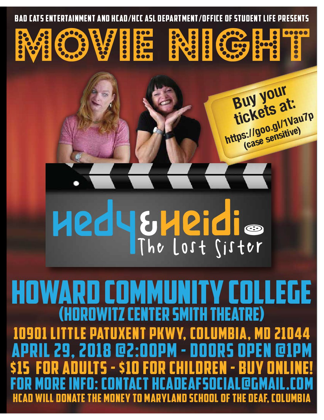 Hedy & Heidi: The Lost Sister
